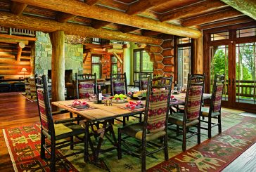 Log Home Design may be the Foundation to some Beautiful Log Home